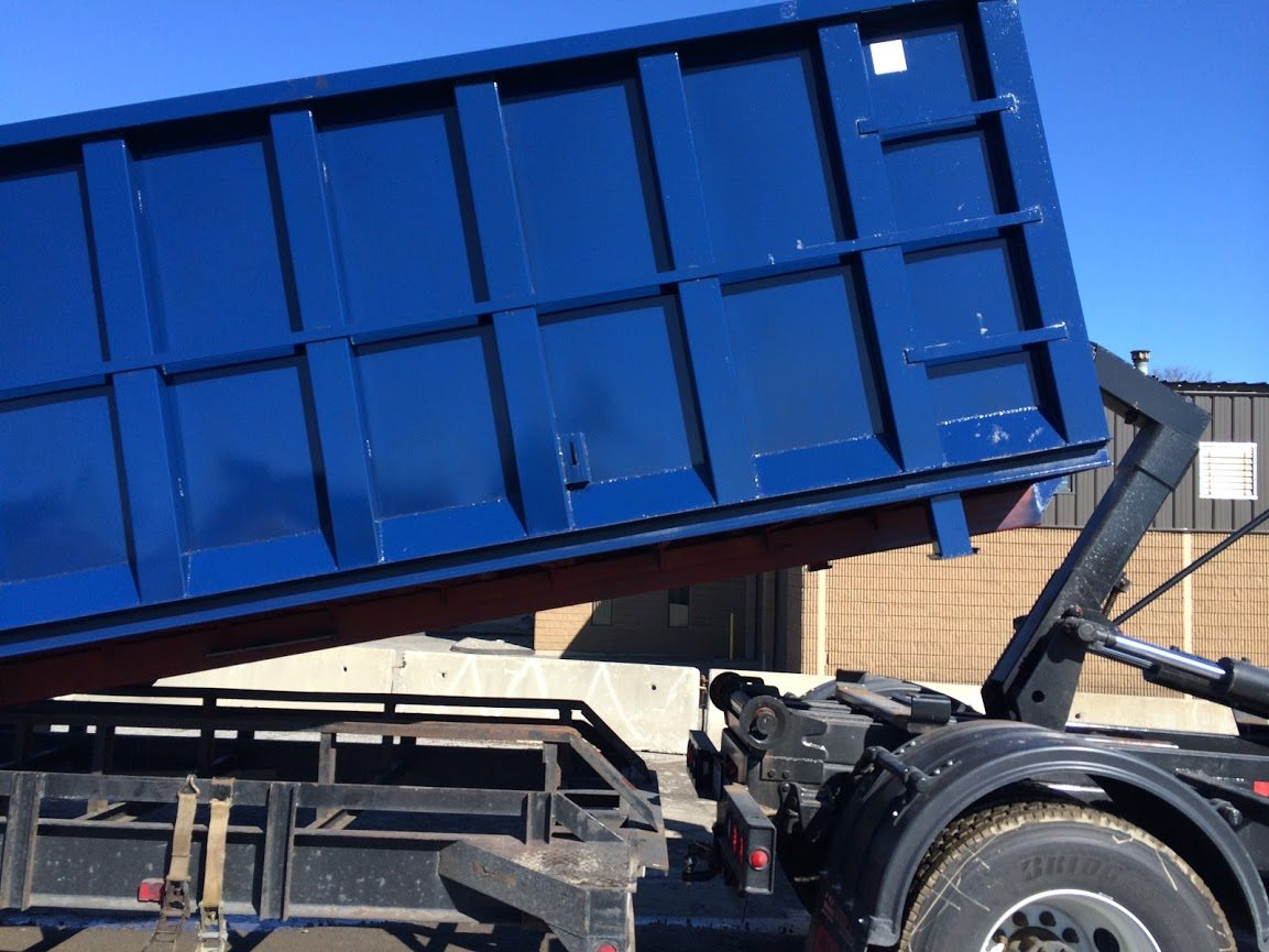 Roll Off Dumpster Rental in Worcester MA