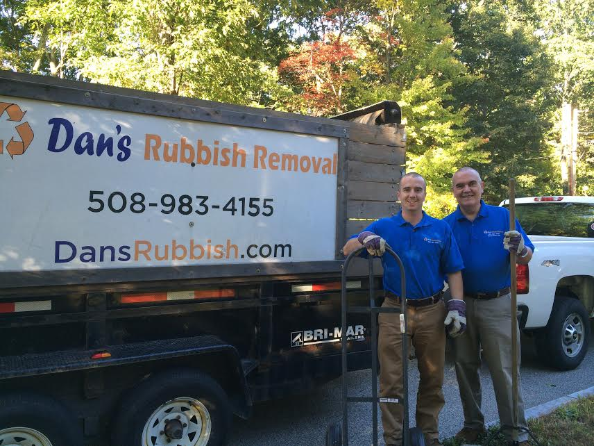 Dan's Rubbish Removal Owners