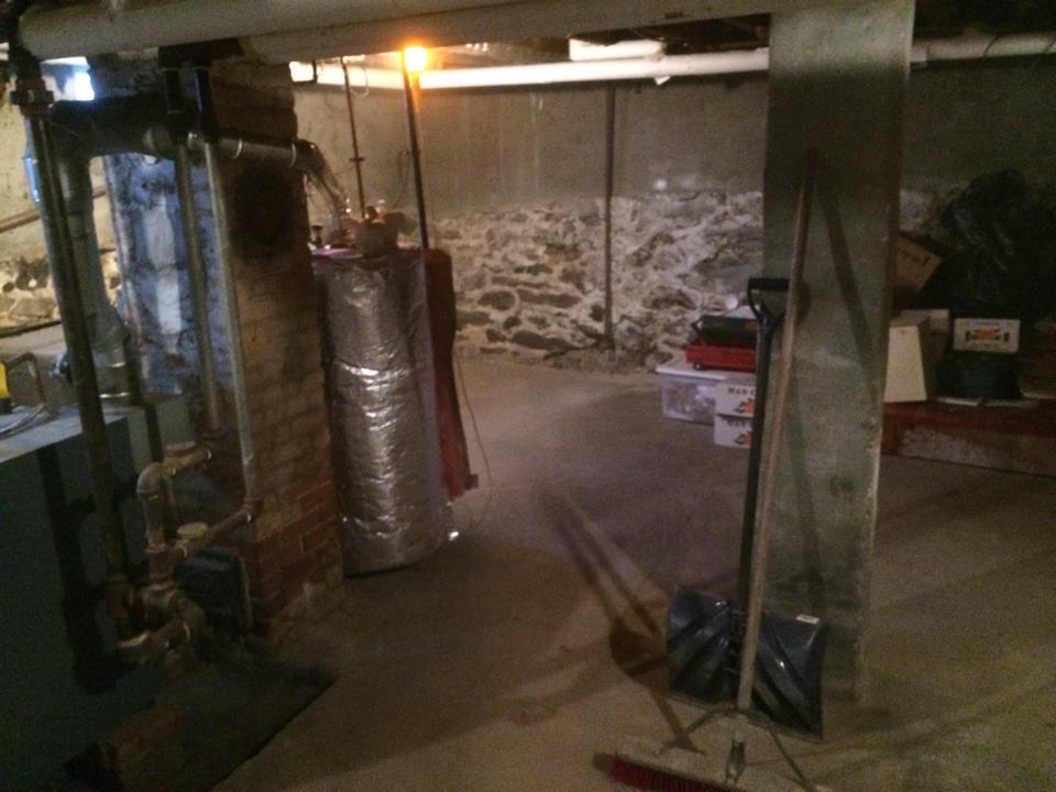 basement 3 clean dan 39 s rubbish removal dumpster rentals